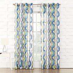 No918 Navarro Window Curtain