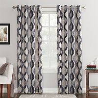 Sun Zero Knox Window Curtain