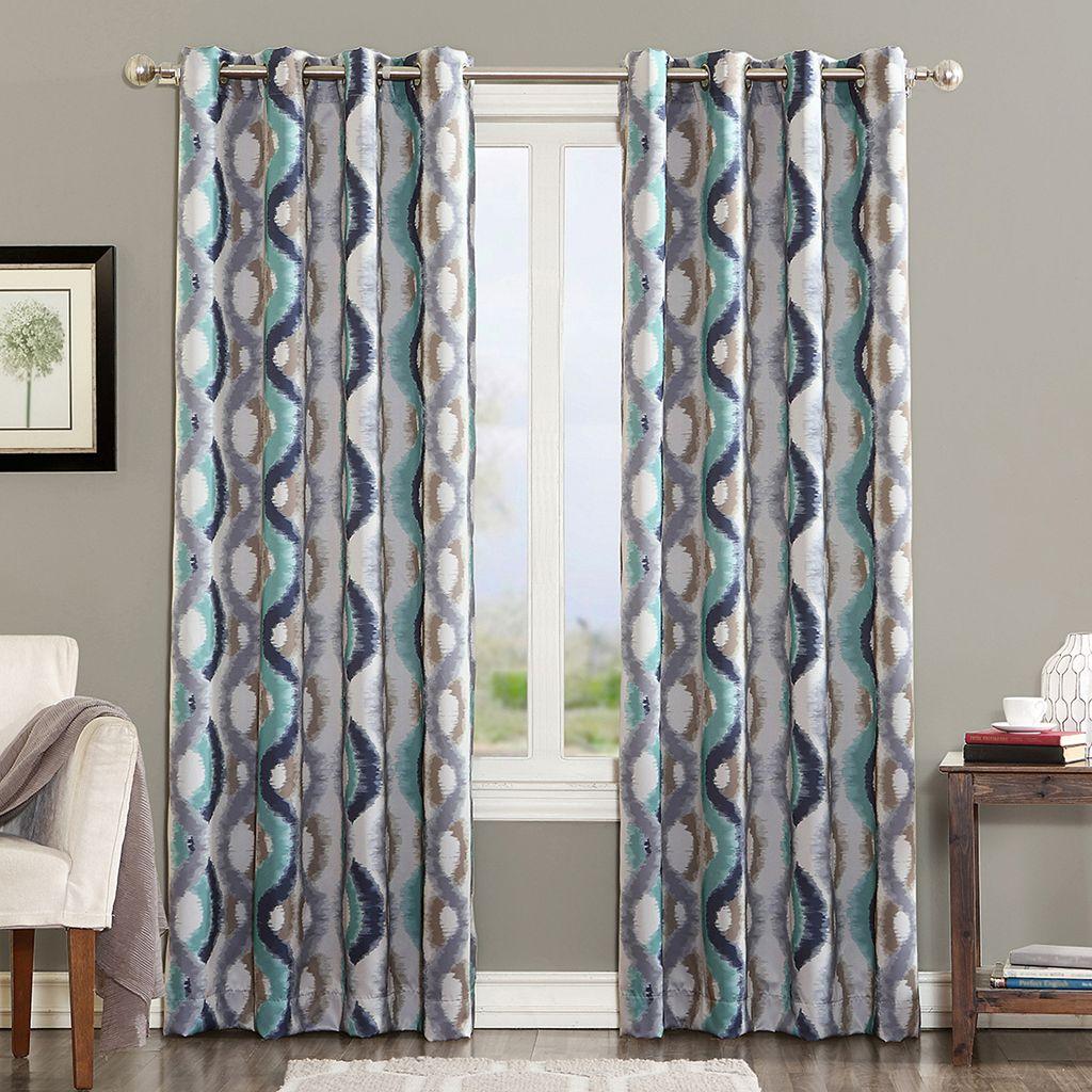 Sun Zero Knox Window Curtain