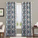 Sun Zero 1-Panel Knox Window Curtain