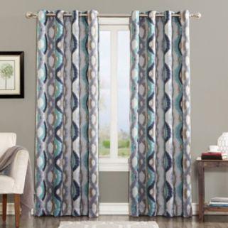 Sun Zero Knox Curtain