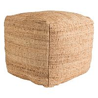 Decor 140 Aere Jute Pouf