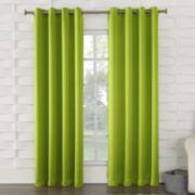 Sun Zero 1-Panel Gramercy Brights Window Curtain