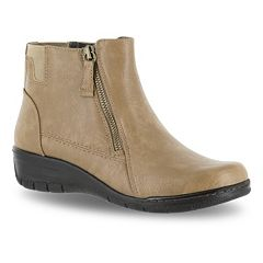 Easy Street Beam Women's Wedge Ankle Boots by