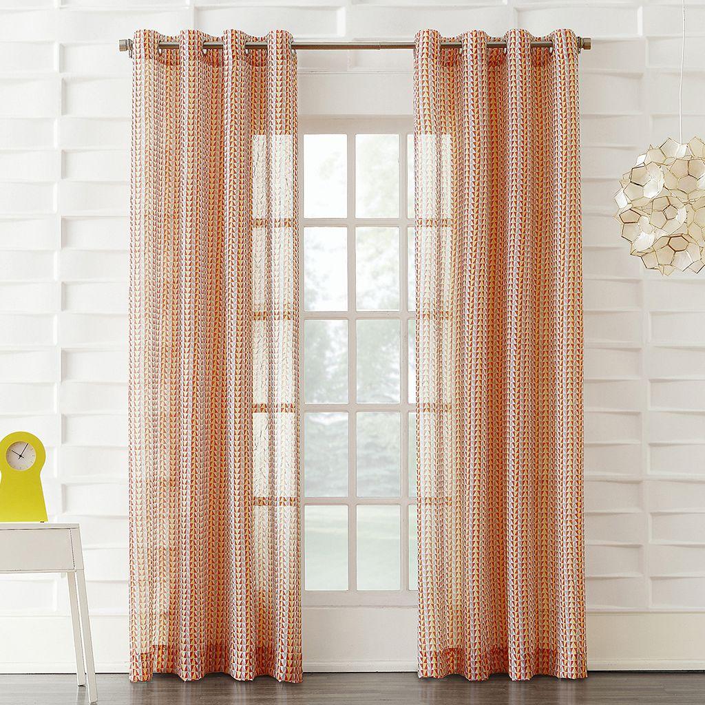 No918 Mack Curtain