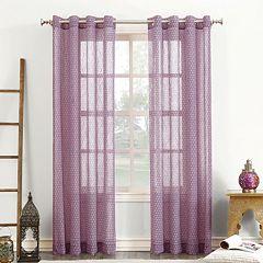 No918 Felipe Window Curtain