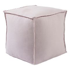 Decor 140 Artemis Linen Pouf