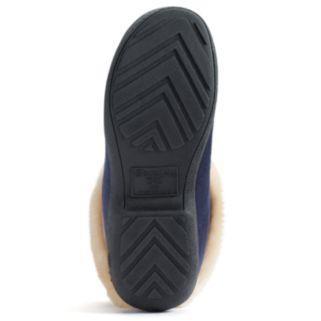 Isotoner Women's Woodlands Bootie Slippers