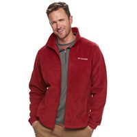 Columbia Mens Flattop Ridge Fleece Jacket