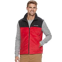Men's Columbia Flattop Ridge Fleece Vest
