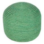 Decor 140 Vanth Jute Pouf