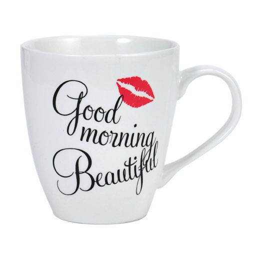 "Pfaltzgraff ""Good Morning Beautiful"" Mug"