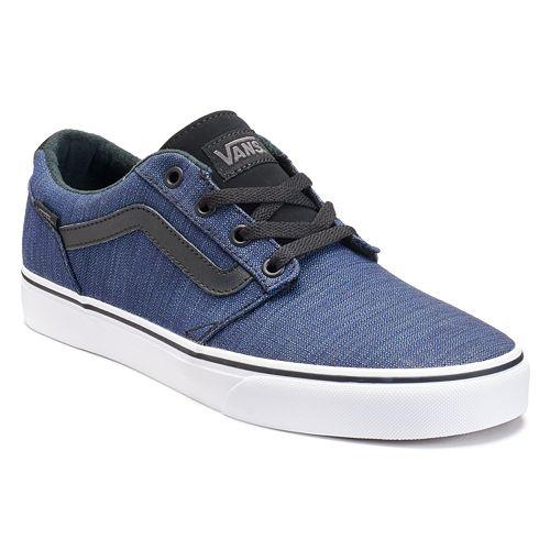 067da23aee Vans Chapman Stripe Men s Skate Shoes