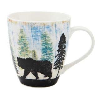 Pfaltzgraff Wildlife Bear Mug