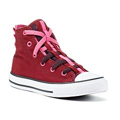 Kids' Converse Chuck Taylor All Star Loopholes High-Top Sneakers