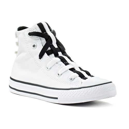 84114bbb48c94c Kids  Converse Chuck Taylor All Star Loopholes High-Top Sneakers