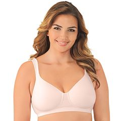 Vanity Fair Bra: Cooling Touch Wire-Free Full-Figure Bra 71355