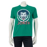 Men's DC Comics The Joker Tee