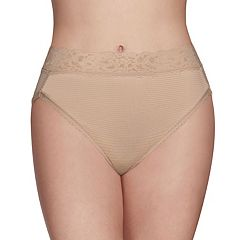 Vanity Fair Flattering Lace Hi-Cut Brief 13280