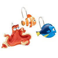 Disney / Pixar Finding Dory Hank, Dory & Nemo Shower Curtain Hooks by Jumping Beans®