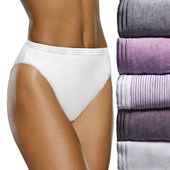 Fruit of the Loom 5-pack Ultra Soft Hi-Cut Panties 5DUSKHC