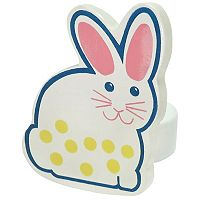 Park B. Smith Polka-Dot Bunny Napkin Ring 12-pk.