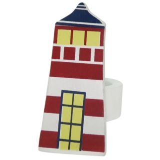 Park B. Smith Lighthouse Napkin Ring 12-pk.