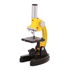 National Geographic 300x - 1200x Microscope Set