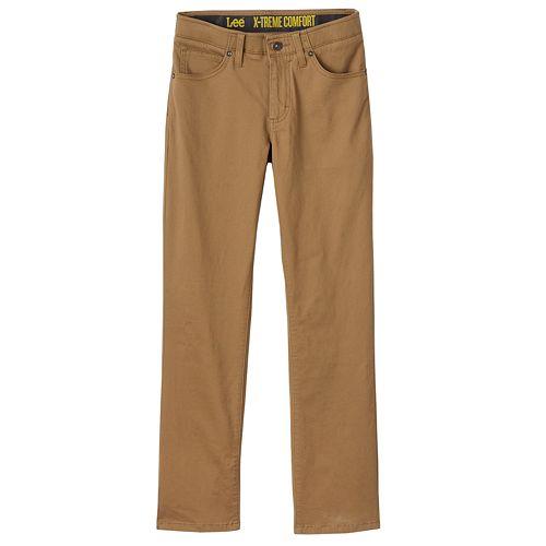Boys 8-20 & Husky Lee Sport Xtreme Comfort Slim-Fit Pants