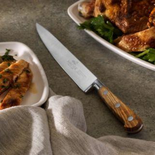 Sabatier Olivewood 8-in. Slicing Knife