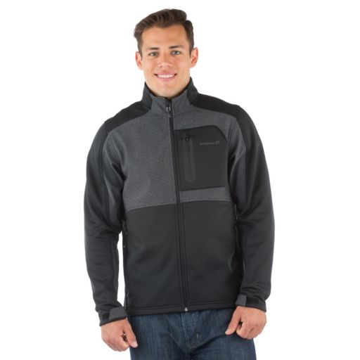 Men's Avalanche Leos Colorblock Softshell Jacket