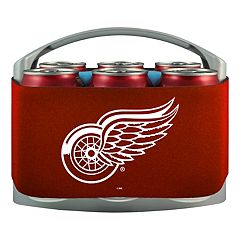 Detroit Red Wings 6-Pack Cooler Holder