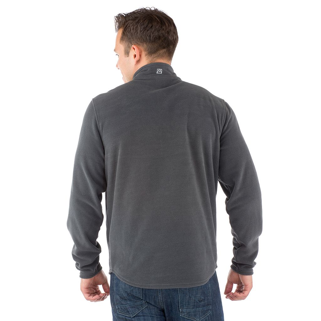 Men's Avalanche Fairmont Fleece Quarter-Zip Pullover