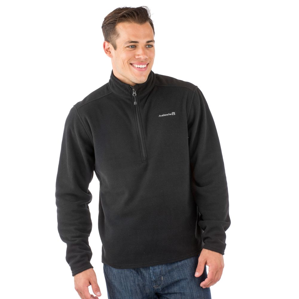 Avalanche Fairmont Fleece Quarter-Zip Pullover