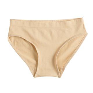 Girls 6-16 Maidenform Seamless Hipster Panties