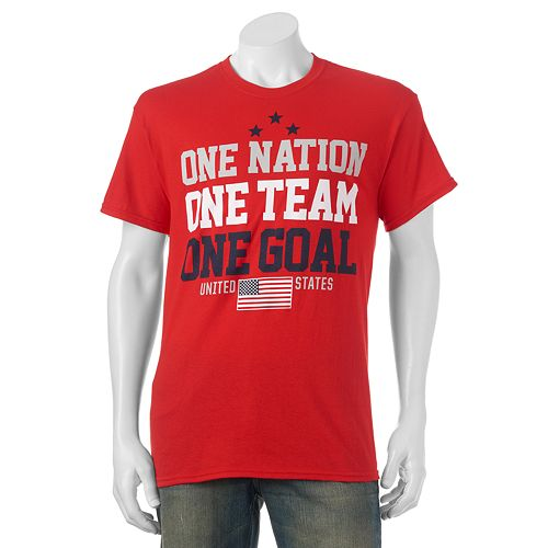 Men's One Nation One Team One...