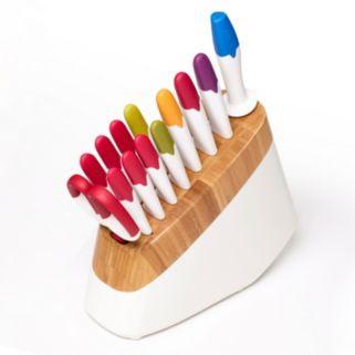 Reo Cutlery 14-pc. Knife Block Set