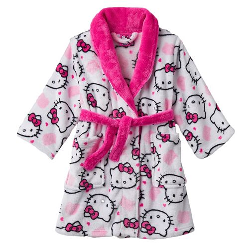 794d05f76 0 item(s), $0.00. Toddler Girl Hello Kitty® Robe