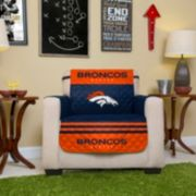 Denver Broncos Quilted Chair Cover