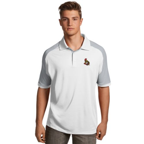 Men's Antigua Ottawa Senators Century Polo