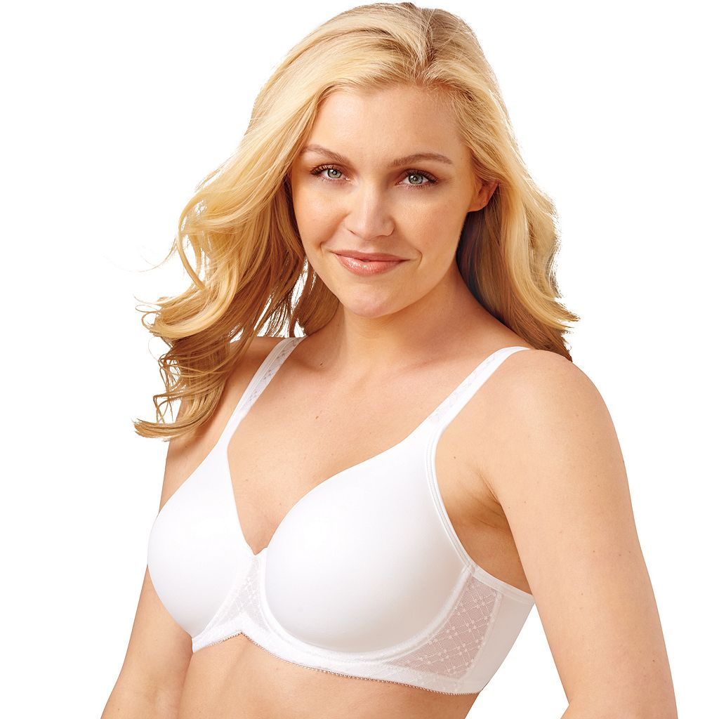 Playtex Secrets Bra: Breathably Cool Full-Figure Bra 4913