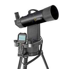 National Geographic 70 Computerized Refractor Telescope