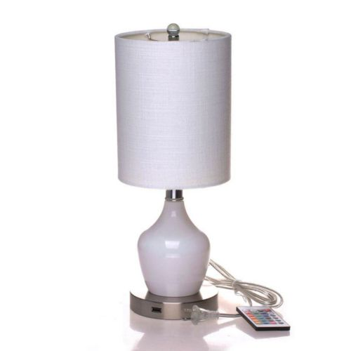 Relyalight Lamp Angel Color Changing Table Lamp