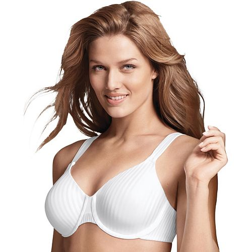 Playtex Secrets Bra: Perfectly Smooth Full-Figure Bra 4747 - Women's