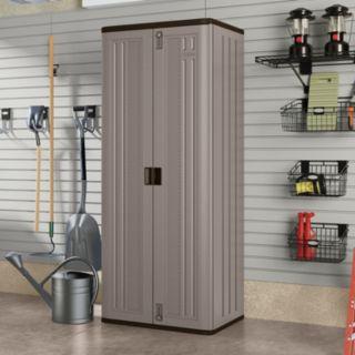 Suncast Tall Storage Cabinet