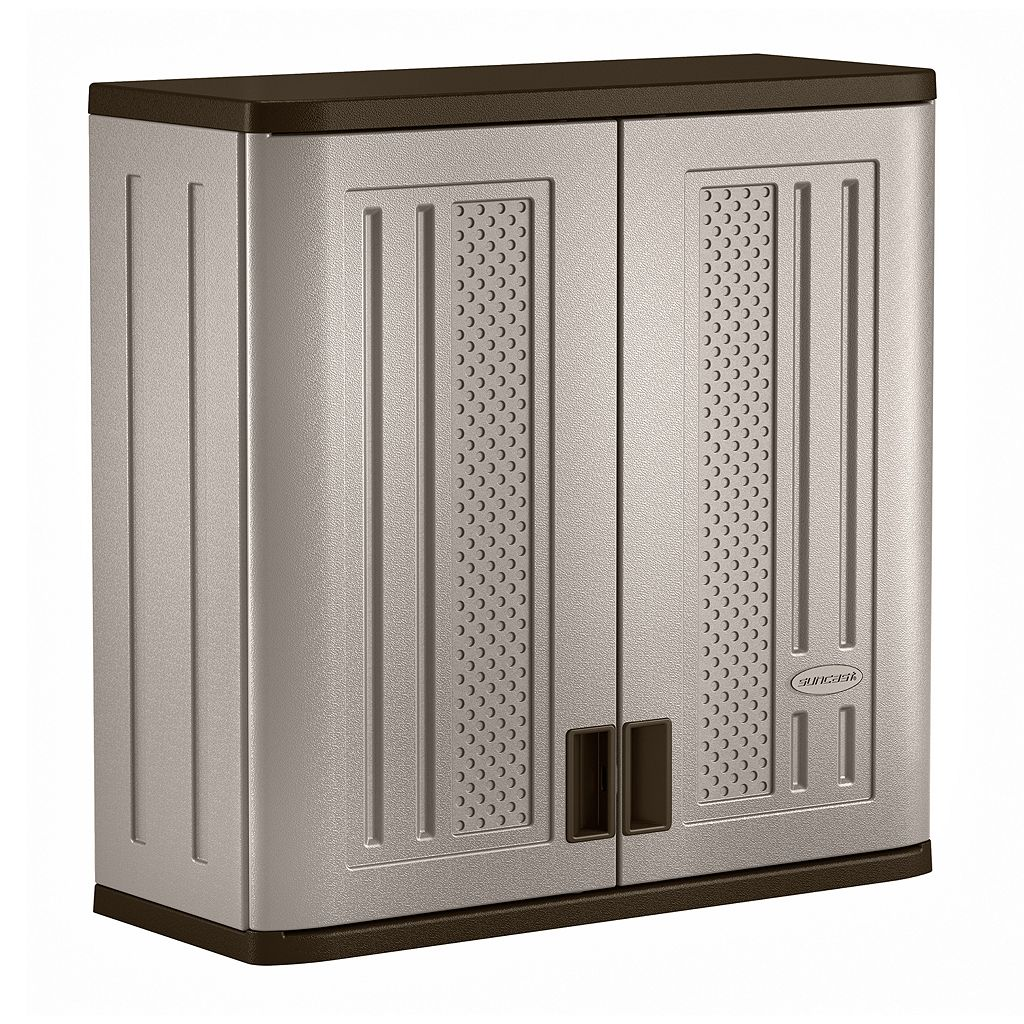 Suncast Wall Storage Cabinet