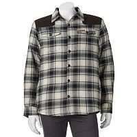 Big & Tall Field & Stream Classic Fit Sherpa-Lined Button-Down Shirt