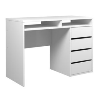 Tvilum Whitman Plus 4-Drawer Desk