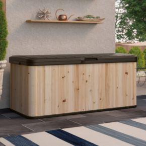 Suncast Deck Storage Box