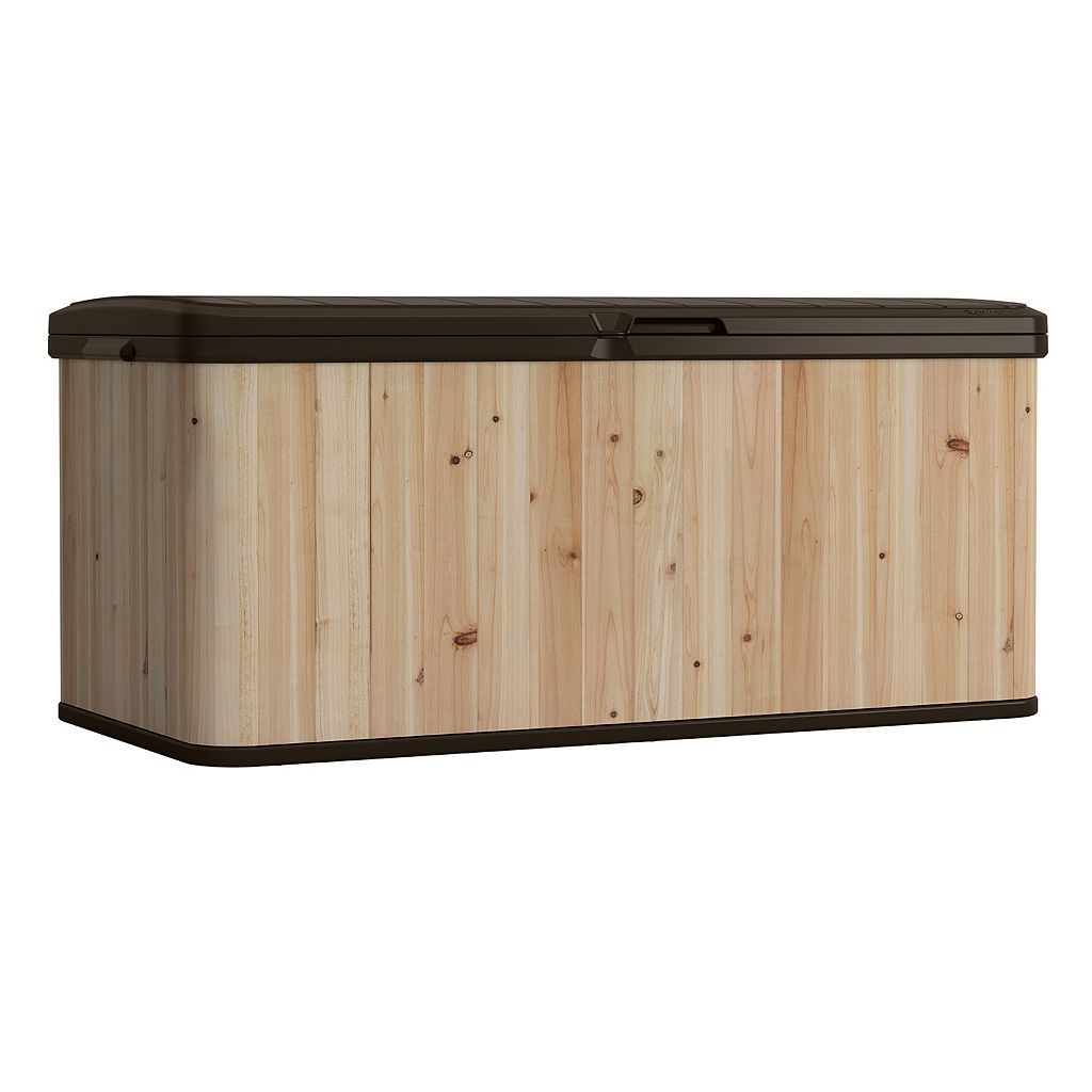 Suncast Deck Storage Box